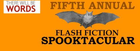 Flash Fiction Spooktacular Banner
